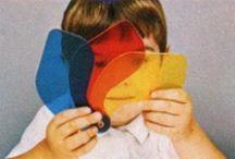 Kids crafts and art education / by Sarah De Wée