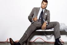 Guys in suits / I like to see a guy in a suit. / by Gavin Jones