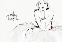 Fashion  illustrations / by Roosmarijn Visser
