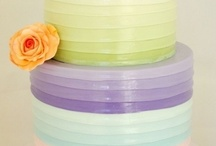 Cake Inspiration / by Sage Cupcakes
