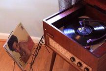 Record player / by Gavin Jones