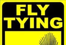 fly tying / by Moisés Ruiz