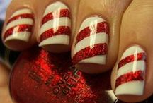 Nail designs / by Chelsea Welker