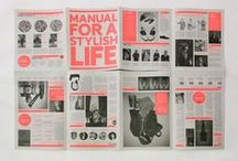 editorial / Revistes, papereria, folletons, desplegables... / by Marta Llorens Piqueras