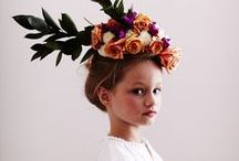 Kiddies / Future kids style, nursery decor, and of course cute photo shoot ideas.  / by Ariel Kostrzewski