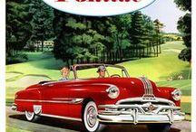 Vintage Car Ads / by DigiGo