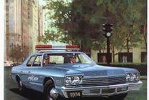 Police Cars / by DigiGo