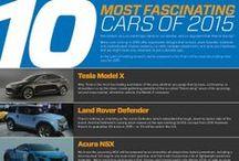 Cool Car Infographics / by DigiGo