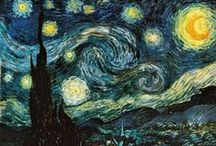 """""""Vincent van Gogh"""" / Feel free to pin any pictures from the artist Vincent van Gogh. If you want to be invited just follow the board or comment ADD ME on one of the ADD ME Pins. / by Art 9000"""