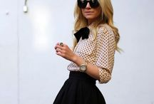 Fashioning. / by Sydni Neumann
