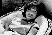 Jackie Kennedy Onassis / by Anna Dubrovina