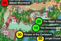 Theme Park Apps / Skip the lines with tips, apps, and REAL tickets! / by Undercover Tourist