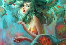 J D Mermaids Swim On / by JoAnn Shoe Queen 1