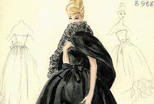 J D Fashion Illustrations / by JoAnn Shoe Queen 1