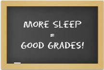 Good Sleep Good / health & wellness / by JMU University Health Center