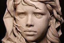 ART / Illustrations, paintings, sculptures, cartoons... / by Vashti Quiroz-Vega