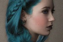 Colours and Cuts / by Alexander Hairdressing