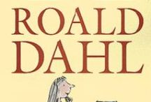 every kid should read this book / Books that opened up my imagination..mostly by Roald Dahl / by Jo