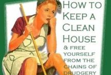 Cleaning / Cleaning / by Just a Prepper
