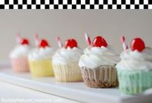Eat...Ice Cream Cupcakes / by Heather Duff