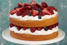 Eat...Berry Cake / by Heather Duff