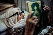 الدين الخالد ♥ islam  / by Asmaa Absi