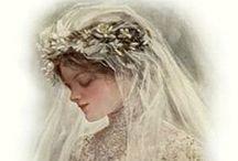 mariée 1910 / by Dominique Herzel