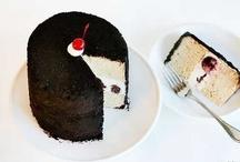 Cake, Pie and Tart Recipe Inspiration / I'm always looking for inspiration and ideas and recipes! / by The Cupcake Lady (SA)