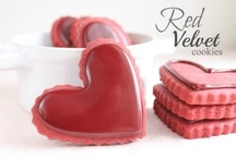 Red Velvet Inspiration / by The Cupcake Lady (SA)