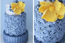 Wedding Cake Decoration Inspiration / by The Cupcake Lady (SA)