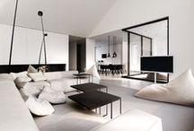 Interiors : Livingroom / by ocean