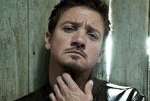 Jeremy Renner OH My! / Jeremy Renner of course! / by Stacey Bunker