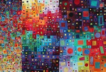 Patchwork Quilt Boutis / by Lotus Bleu