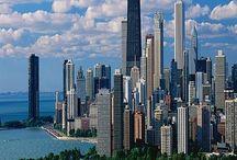 World class cities / Urban cities of the world / by Resa Venturella