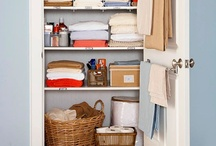 Cleaning + Organization / by Carleigh Torres