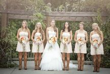 Country Wedding / by Bailey Bogle