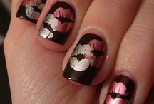 beautiful nails... / by Susan Umoto-Mangubat