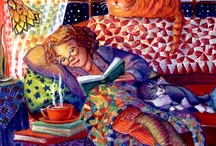 Book Readers / Lovely Readers / by Cynthia Christensen