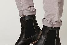 THESE ARE MADE FOR WALKING+ / SHOES / by Ilze Ba