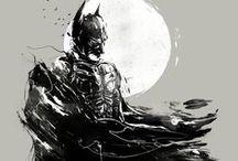 batman / by Myrin Ada