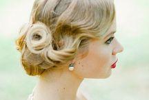 hair ideas / by Regina Suatan