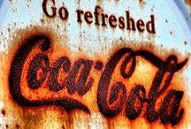 Coke Refreshing / Enjoy / by Jorge Jr.