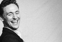 Tom Hiddleston. Be still, my heart. / by Shab