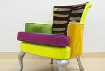 Diva chairs / by Mary Ann Gener