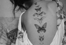 Inked / Tattoo dreams / by Chloe Freytag
