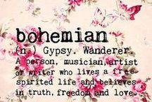 Ethnic ~ Bohemian / by Andrea Galatea