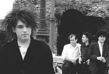 Robert Smith ♫ The Cure  / by ★ Elise