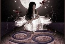 Cancer  ○ The Moonchild in Me / by ★ Elise