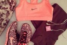 ~ Active Lifestyle & Attire ~ / by ★ Elise