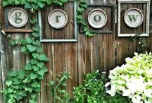 Garden Art & Landscaping Ideas - Paths & Gates / by Lisa LeGette